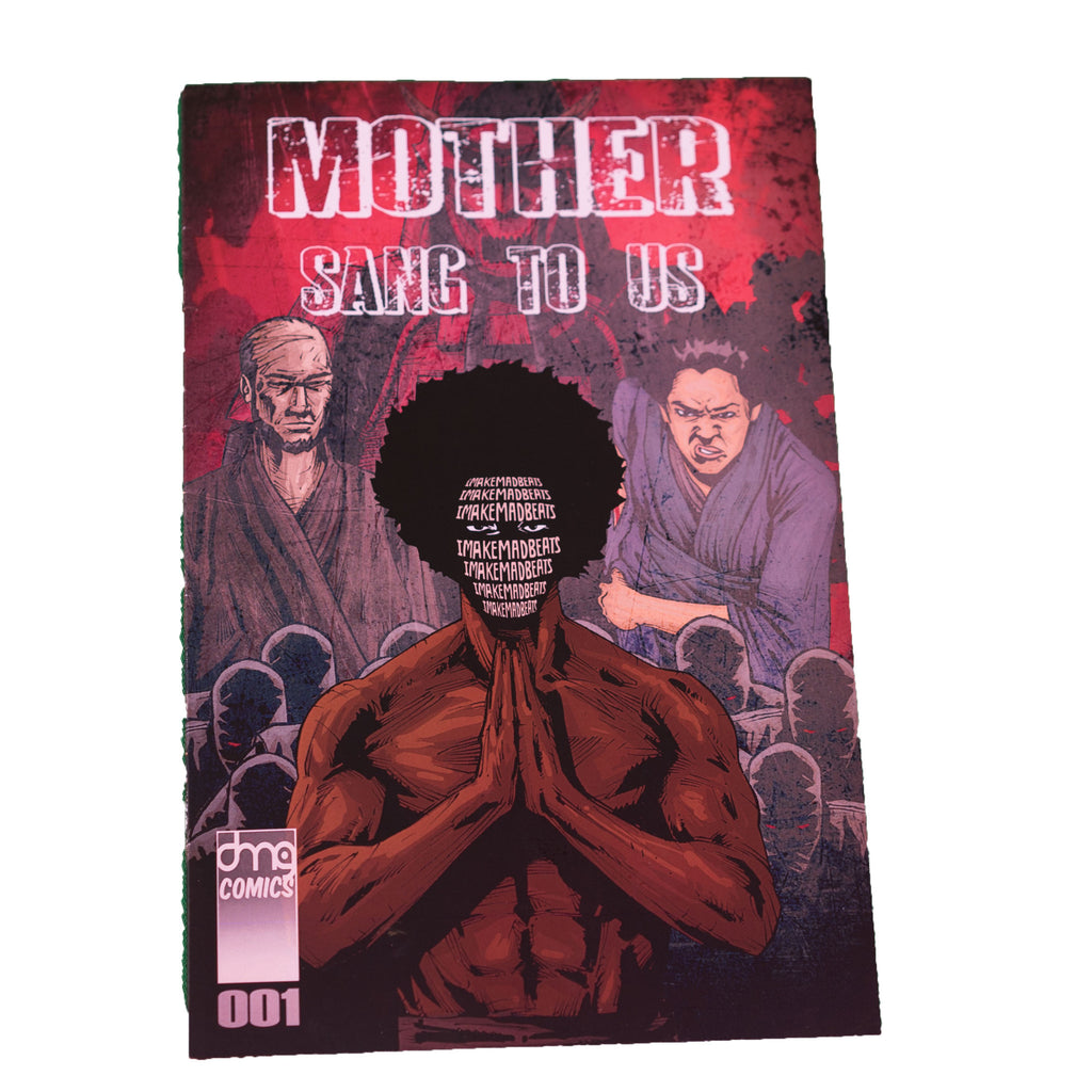 Mother Sang To Us Comic Book