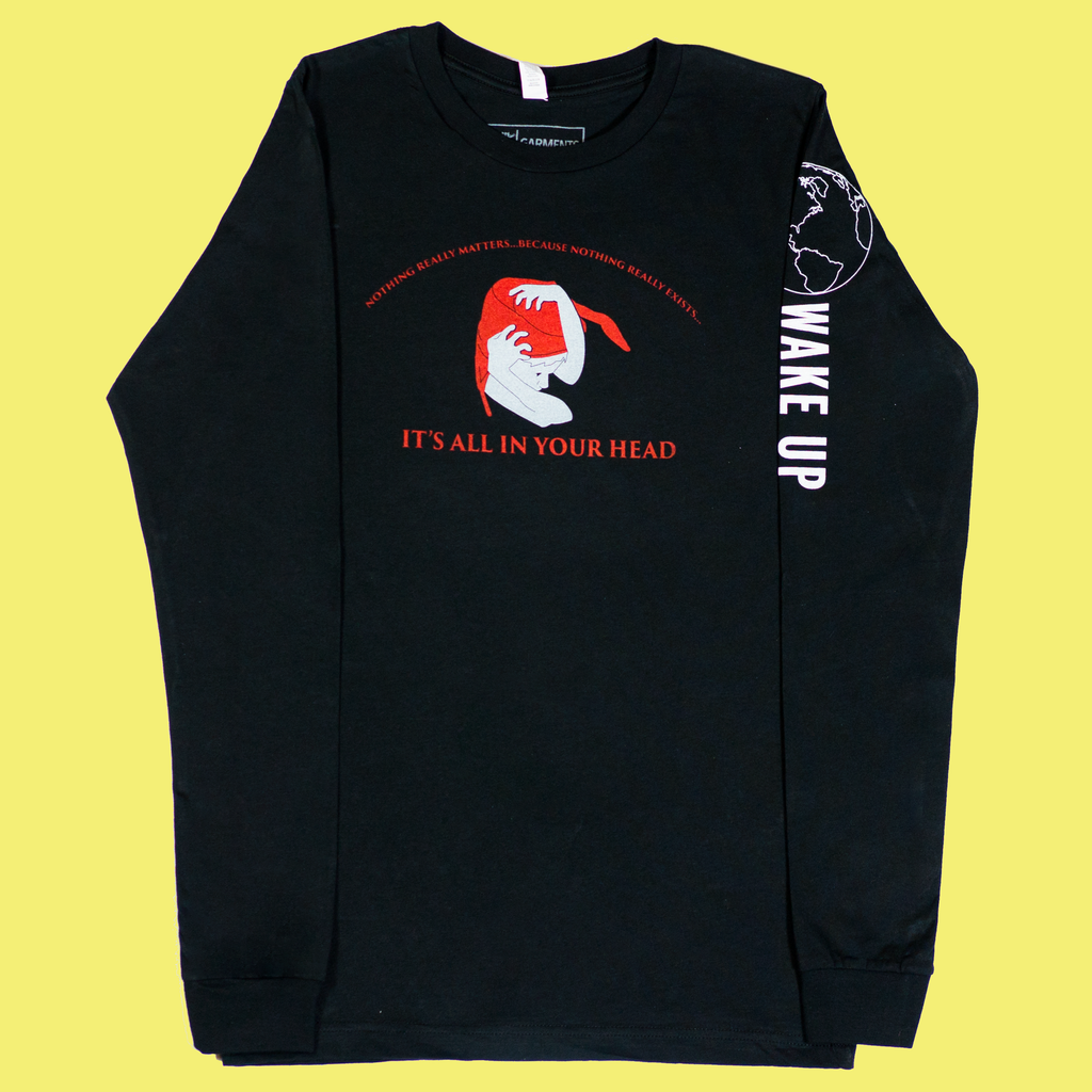 Nothing Really Matters Long Sleeve