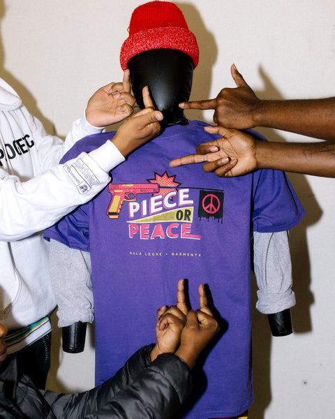 Piece Or Peace Tee