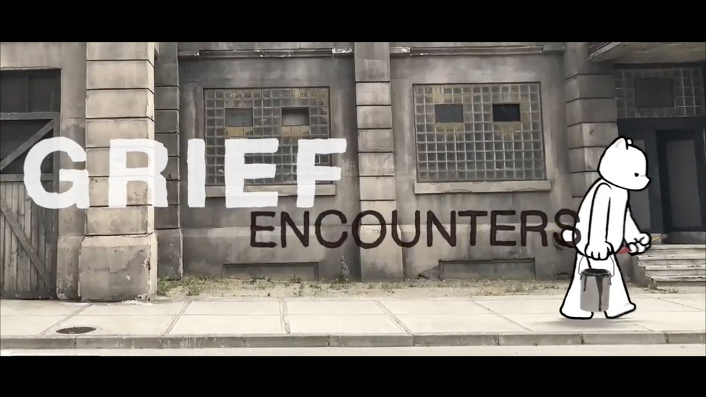 Grief Encounters is fully funded!!!