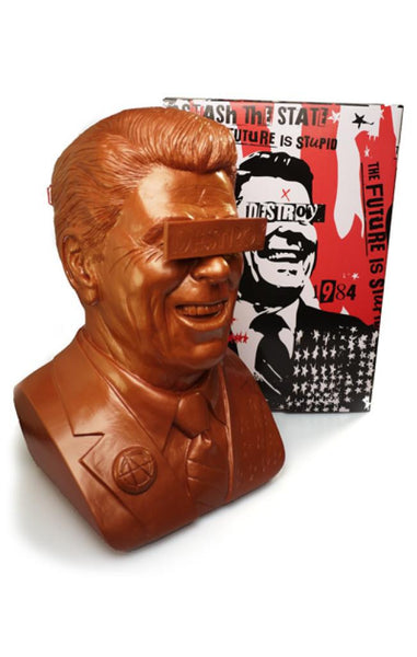 Gipper Reagan Bust - Copper MK Exclusive