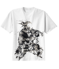 Warrior T-Shirt - White