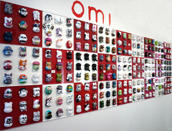 Omi Wall - Red