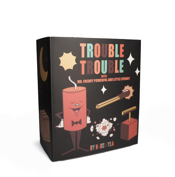 Trouble Trouble - Sepia