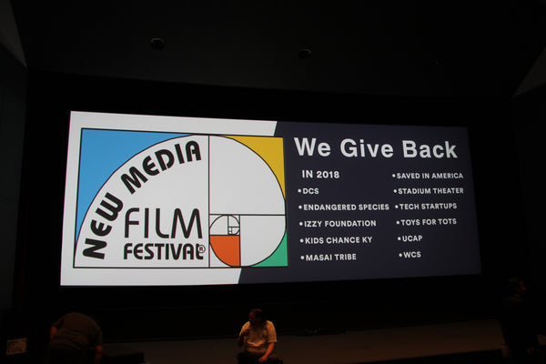 The Distribution Experience - New Media Film Festival