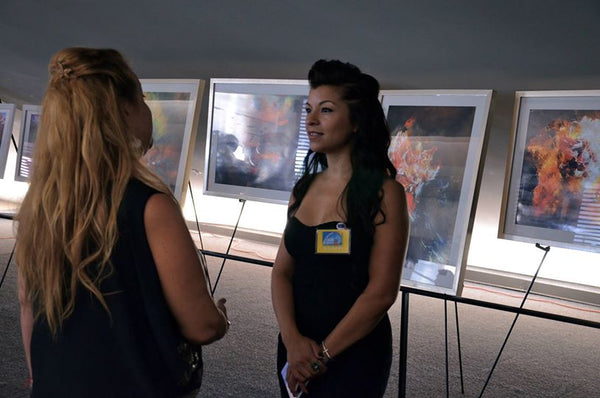 Submit Artwork for International Art Exhibit consideration - New Media Film Festival