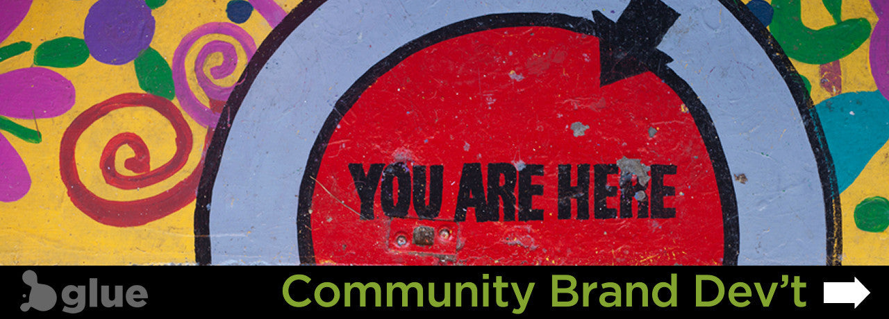 community brand development