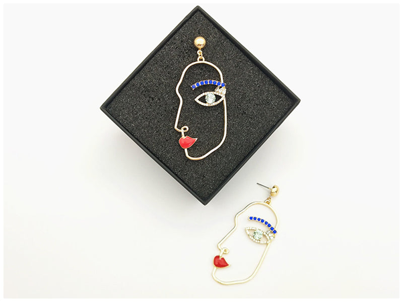 About Face - Earrings, Earrings, Free People Store, Miss Molly & Co. - Miss Molly & Co.