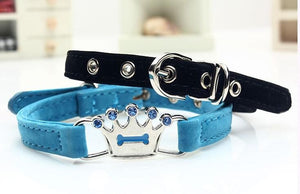 Crown Princess - Cute Pet Collars (S/M), Collar, Pething Mall, Miss Molly & Co. - Miss Molly & Co.