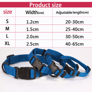 Everyday Pet Collars - Dog (S-XL) - Miss Molly & Co.