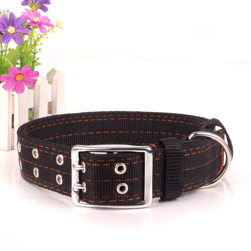 Army Strong - Pet Canvas Collars (XXXL-4XL) - Miss Molly & Co.