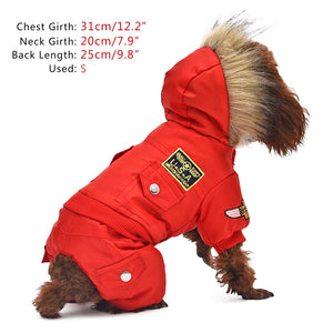 Pet USA - Dog Hoodie (S-5XL)
