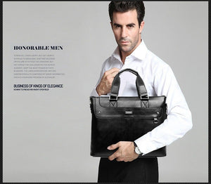Men's Briefcase - Business Leisure