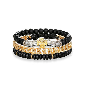 BOBO Chain Bracelet - Multi-layer (3Pcs)