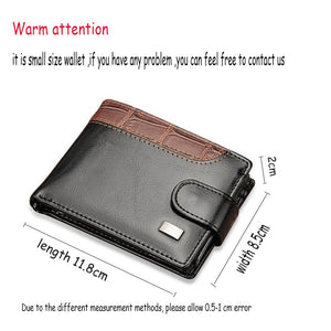 Style Wallet - Leather Coin/Card