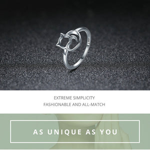 CAT Fine Love - Ring (Sterling Silver)