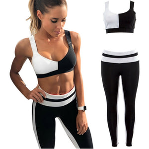 Sports Yoga Set - Fitness (2pc) (S M L)