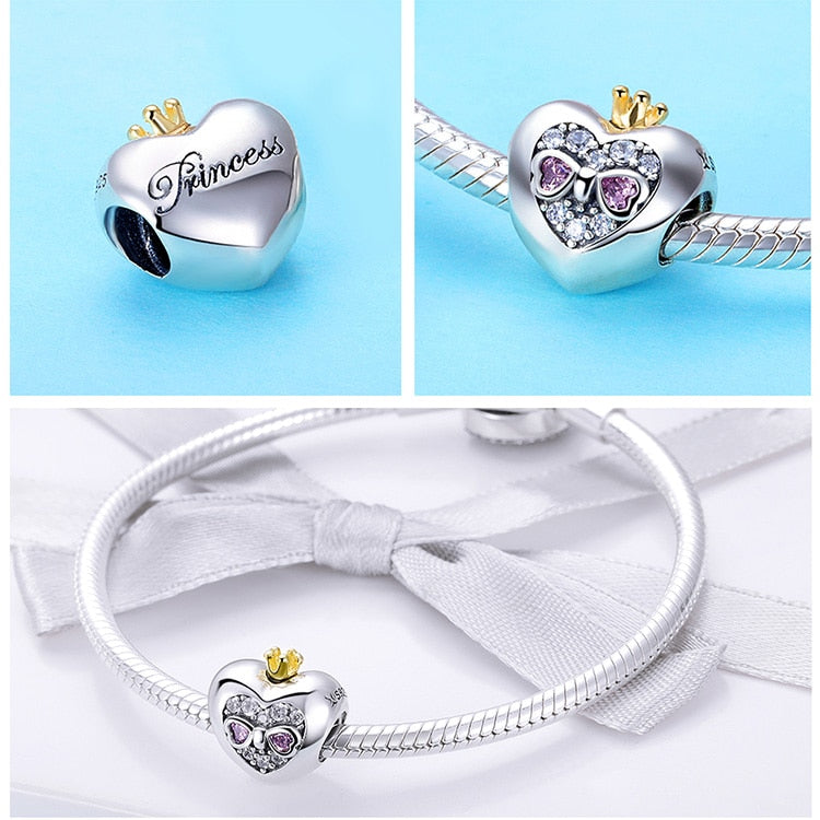 Love Charms (Sterling Silver)