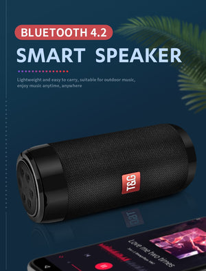 Portable Bluetooth Mini Speakers