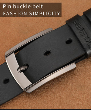 Stylish Leather - Men's Belt
