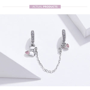 Lovely Kitty - Charm (925 Sterling Silver)