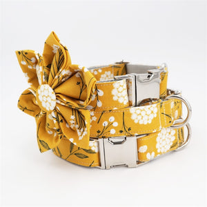 Elegant Girl - Pet Flower Collars