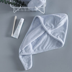 Hair Towel Wraps (Microfibre)