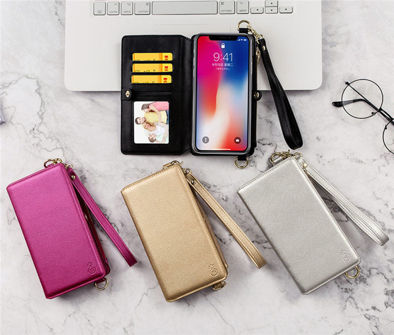 Phone Wallet - iPhone (4in1)