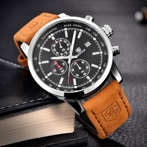 Style Fashion Men's Watch (+Gift)