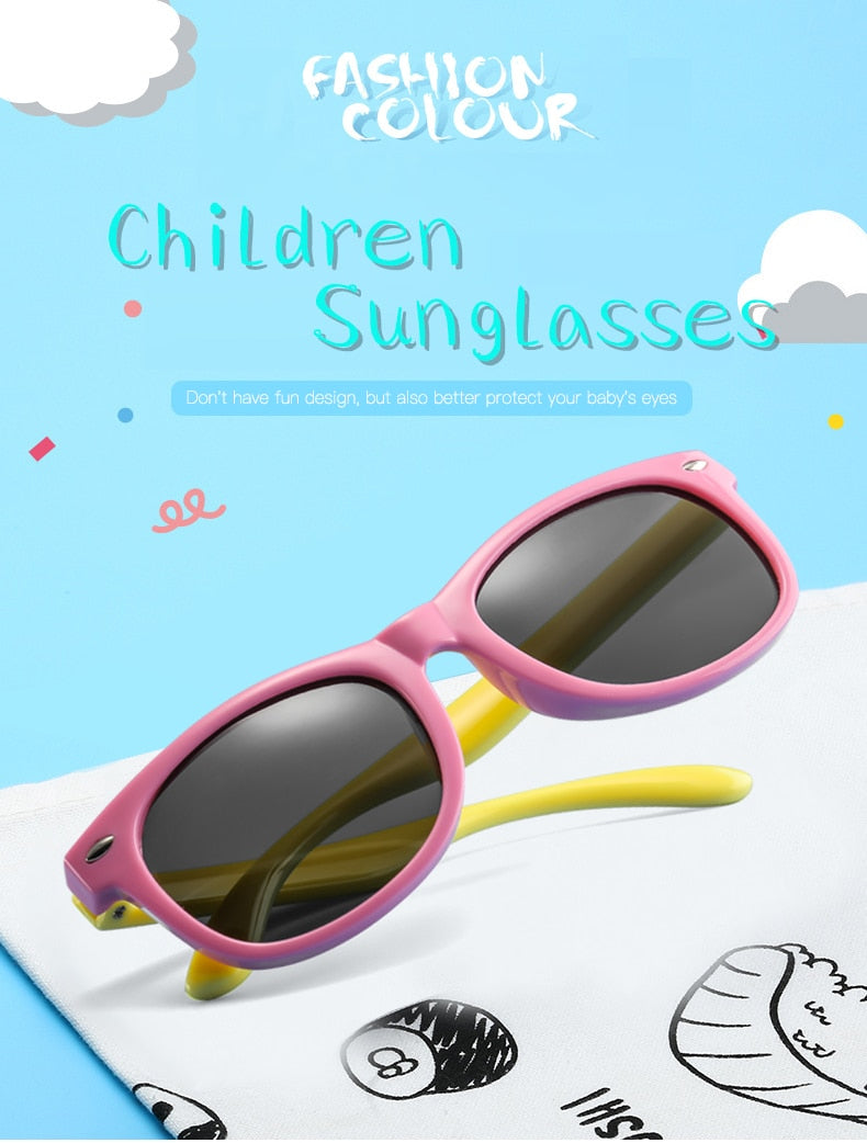 Flexible Kids Sunnies (Polarized)