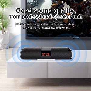 Bluetooth Outdoor Speaker (HiFi Subwoofer)