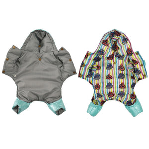 Pet Jumpsuit Hoodies