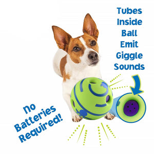Giggle Sound Ball