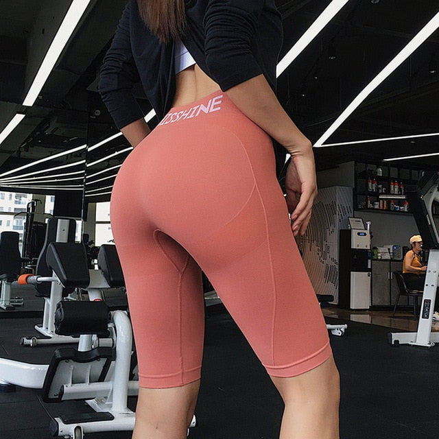 Short Gym Leggings - Sports Fitness