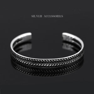 Sterling Silver Cuff (Men/Women)