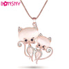 Cat Lady - Necklace - Pets, Necklace, Bonsny Official Store, Miss Molly & Co. - Miss Molly & Co.