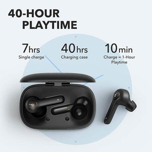 Audio Earphones (Noise Reduction)
