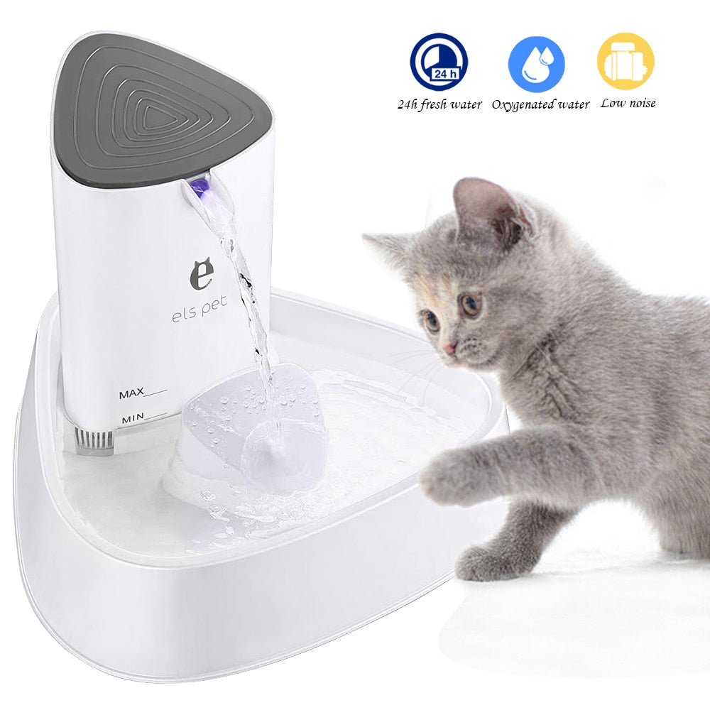 Pet Water Fountain 1.8L