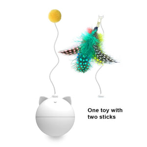 Cat Rolling Toy Ball (Automatic)