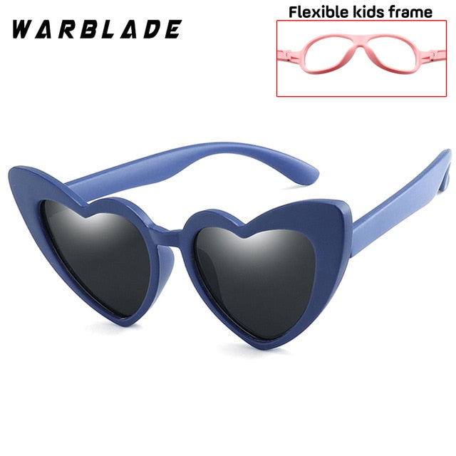 Kids LOVEHeart - Sunglasses (Polarized)