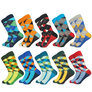 Color Me Happy - Men's Socks