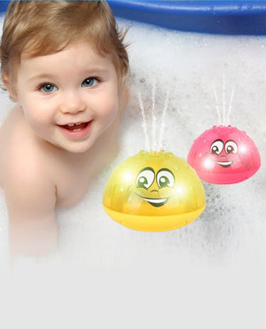 Baby Bath - Spray Toys (LED/Music)