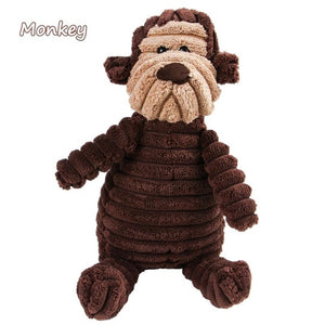 Plush Pet Toys - Dog Lovers