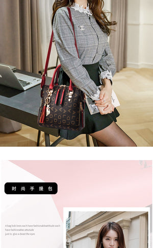 Elegant Lady - Design Handbag