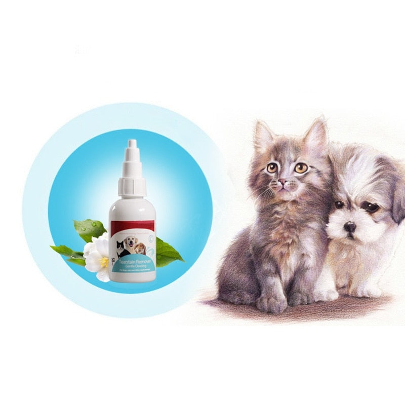 Pet Eye Clean - Stain Remover (USA Warehouse)