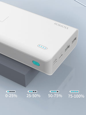 Powerbank 30000mAh - FAST Charger