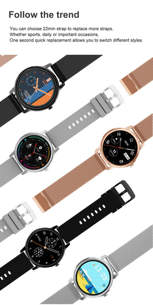 Fashion Smart Watch (Men Women)