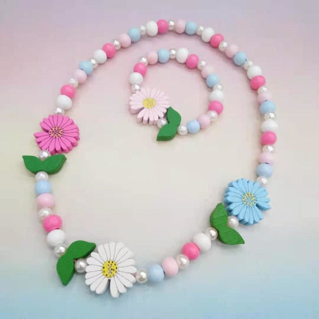 Sweet Child Set - (Necklace/Bracelet)