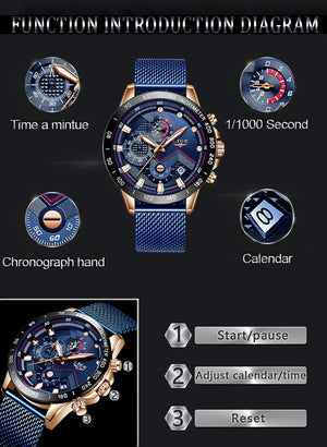 Leisure Sports Watch