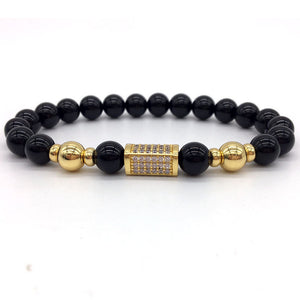 Charm Beauty - Bracelets - Men - Miss Molly & Co.